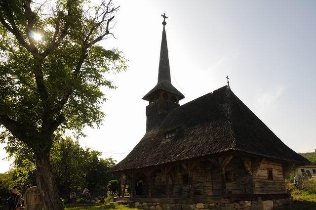 Biserica de lemn din Creaca