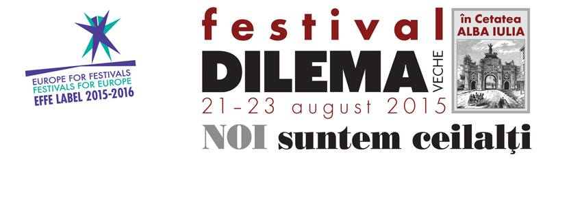 Festivalul Dilema veche @ Alba Iulia