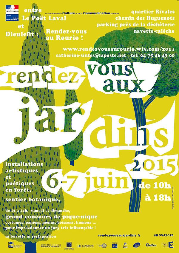 Land art @ Dieulefit, Franta