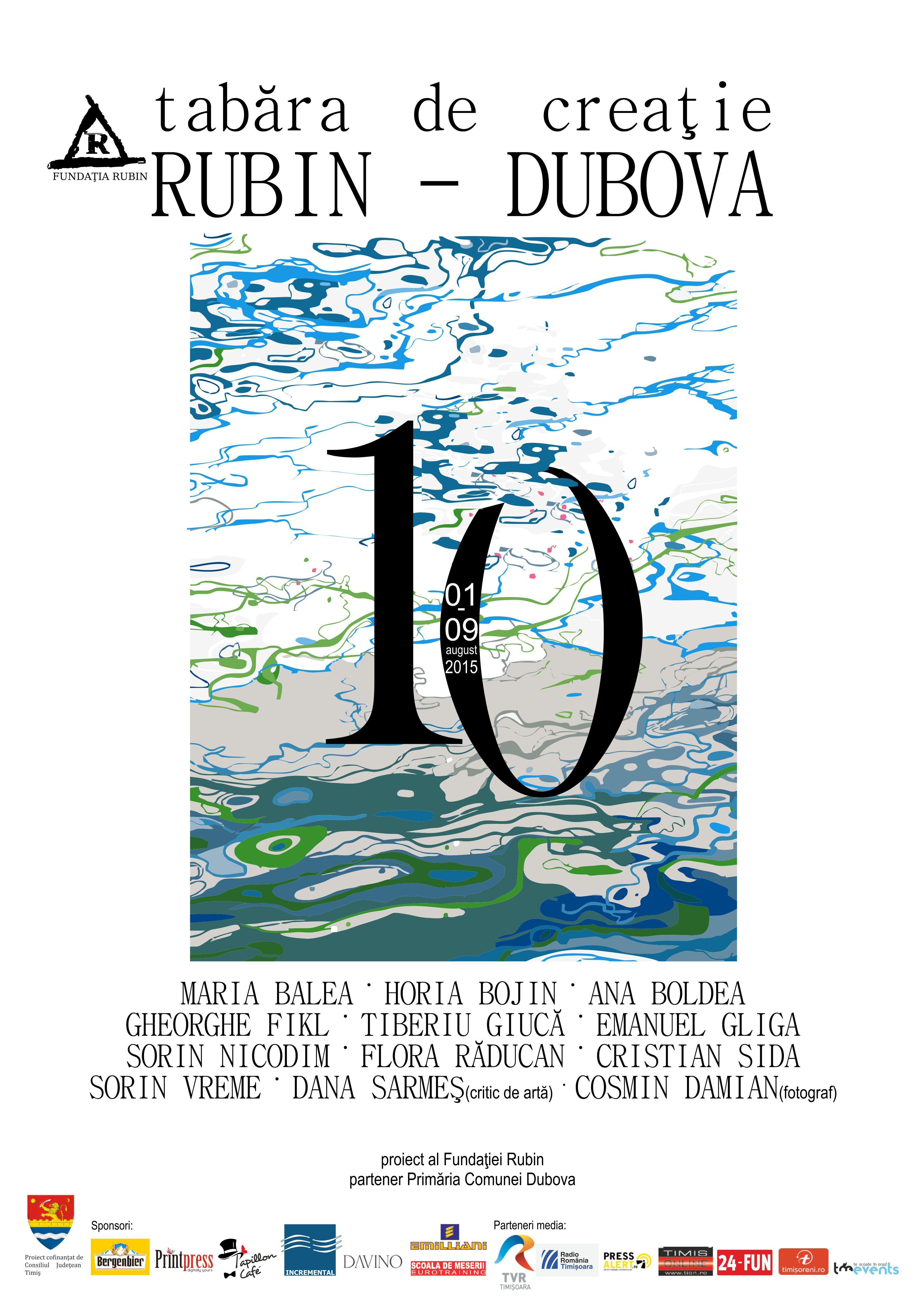 Tabăra de creaţie Rubin-Dubova
