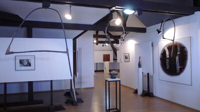 Expozitia de Sculptura-Desen, a sculptorilor Nicolae Fleissig si Maxim Dumitras (10)