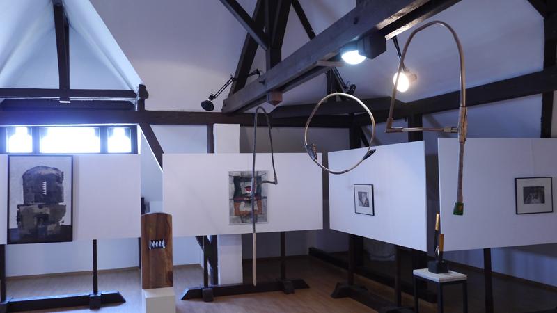 Expozitia de Sculptura-Desen, a sculptorilor Nicolae Fleissig si Maxim Dumitras (9)