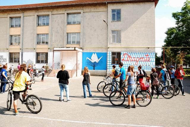 Festivalul Internațional 'Street Art Festival' @ Sibiu