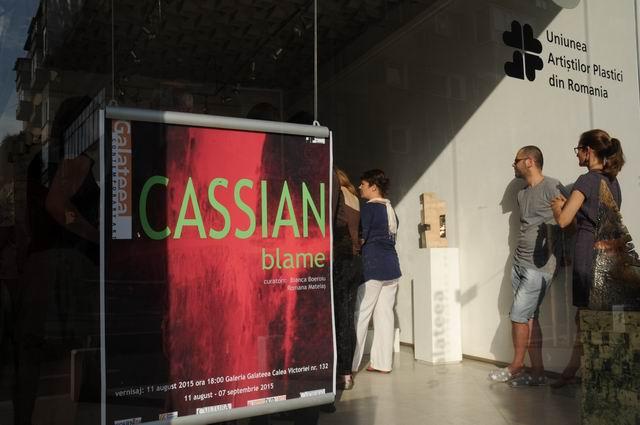 Emil Cassian Dumitraș –  Blame @ Galateea