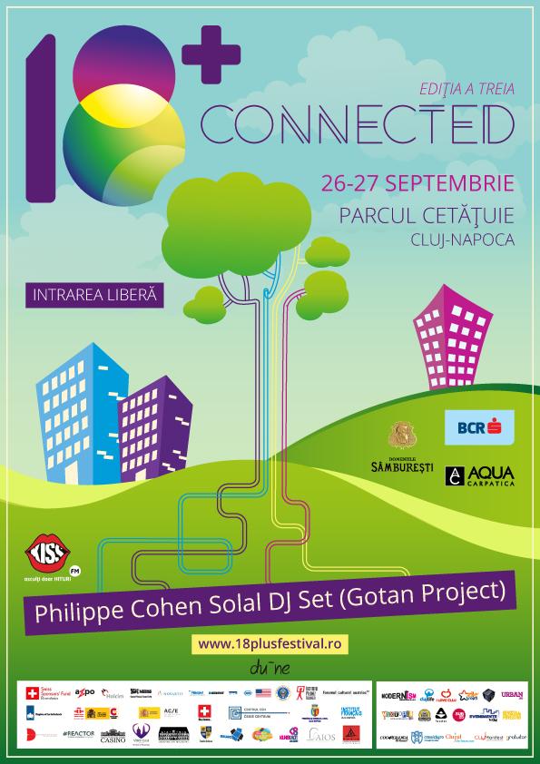 Phillipe Cohen Solal DJ Set (Gotan Project) la 18+ festival Cluj