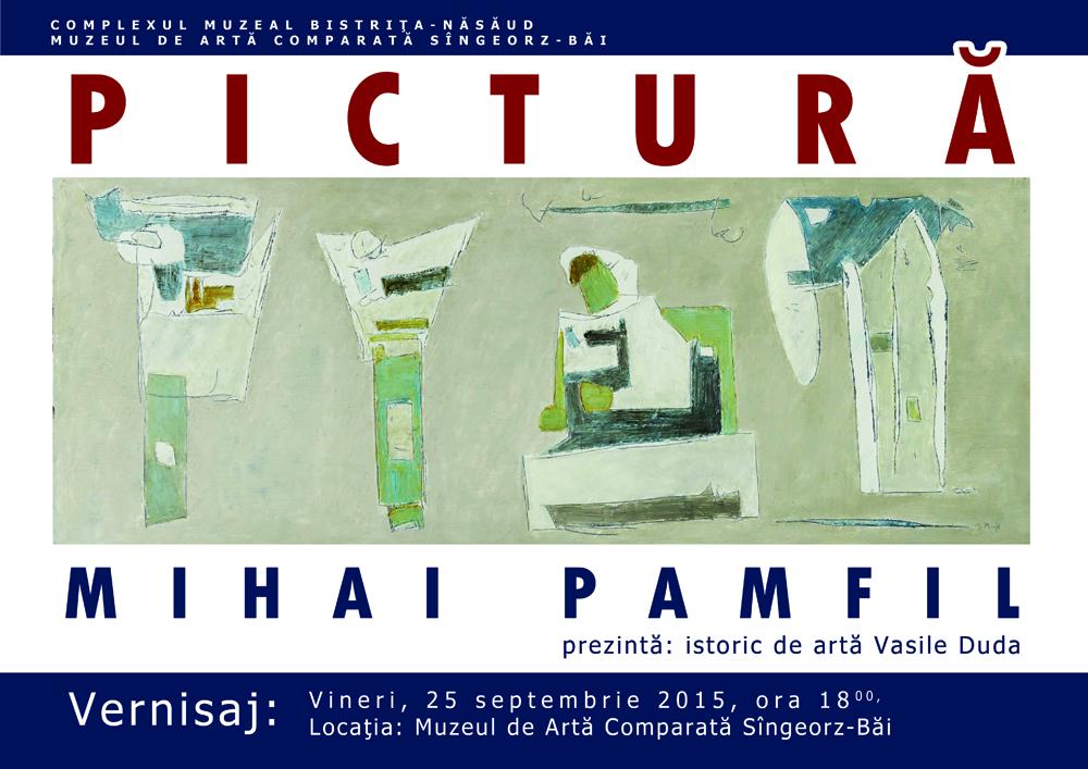 Mihai Pamfil @ Muzeul de Arta Comparata Singeorz-Bai
