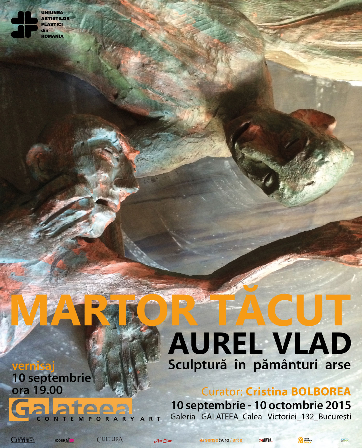 Aurel-Vlad-Martor-tăcut-@-Galeria-Galateea,-București