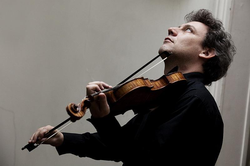 Violonistul francez David Grimal în conversație @ Festivalul Ideilor @ Festivalul Internațional George Enescu