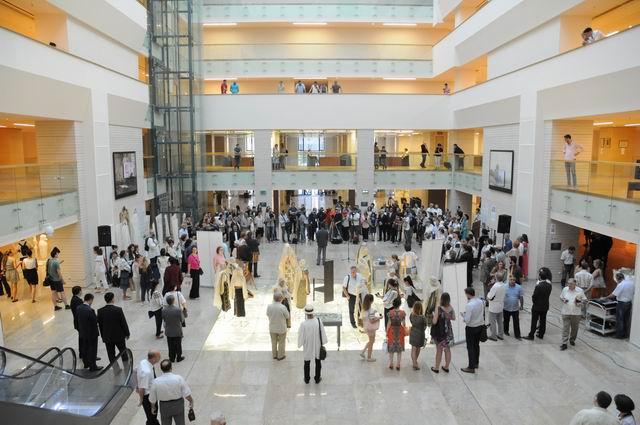 Festivalul Ambasadelor –  vernisaj la Biblioteca Nationala a Romaniei