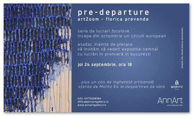 artZoom: Florica Prevenda [Pre-Departure]