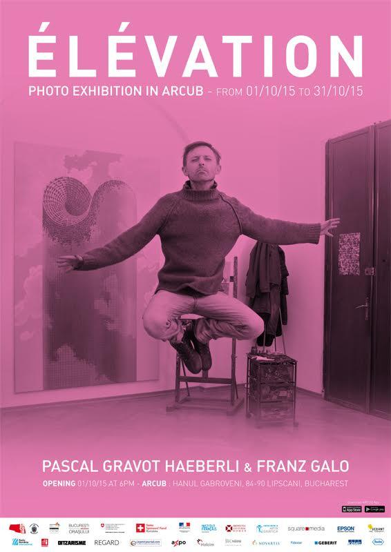 ÉLÉVATION – Pascal Gravot Haeberli and Franz Galo