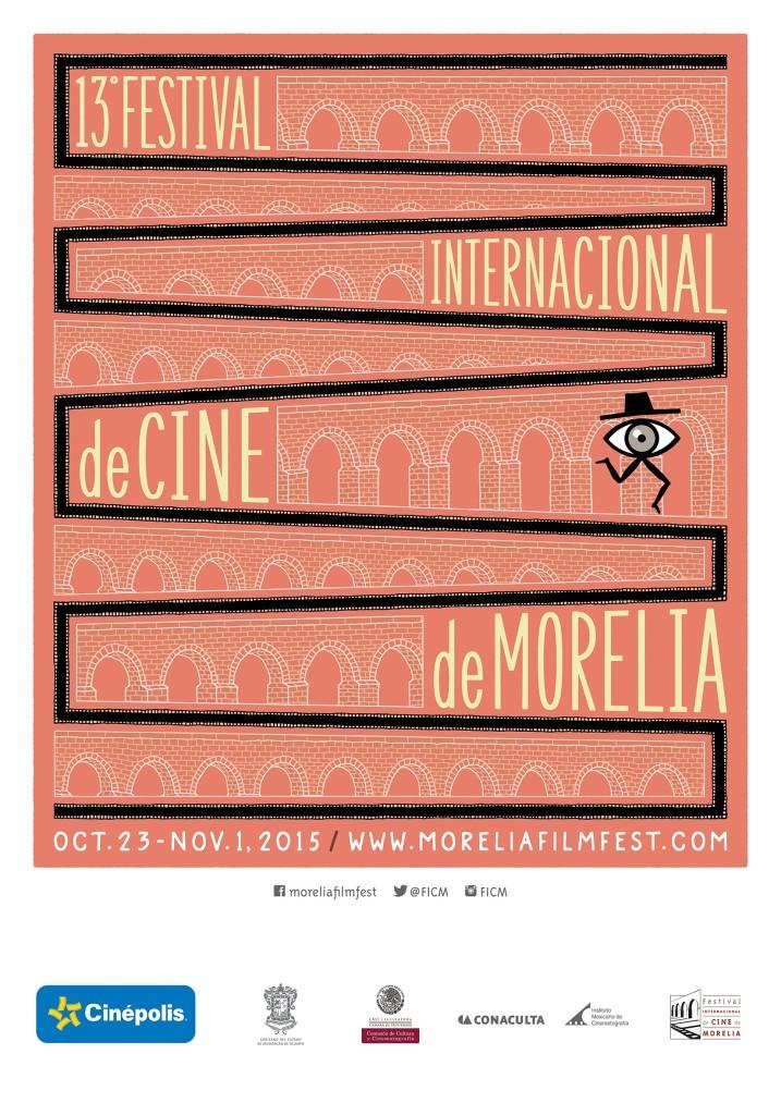 Actrița Cristina Flutur jurizează filme mexicane @ FICM, Festivalul Internațional de Film Morelia