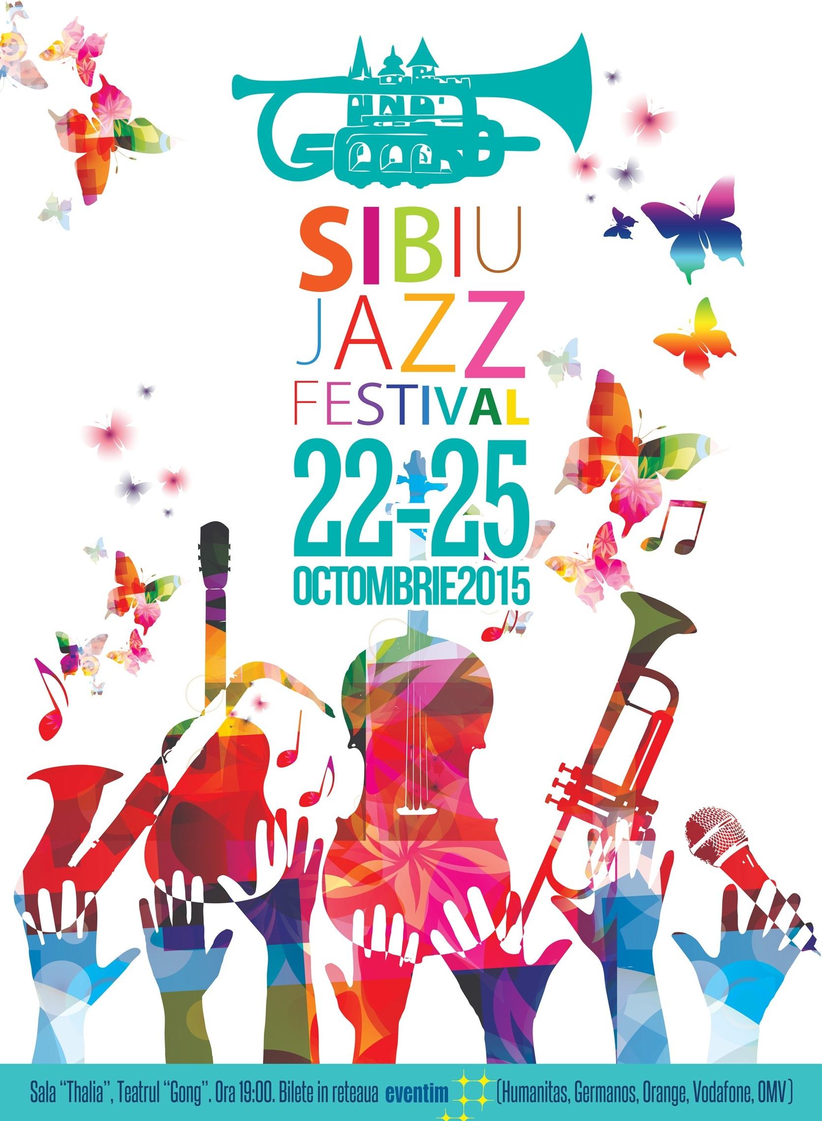 45 de ani de Sibiu Jazz Festival