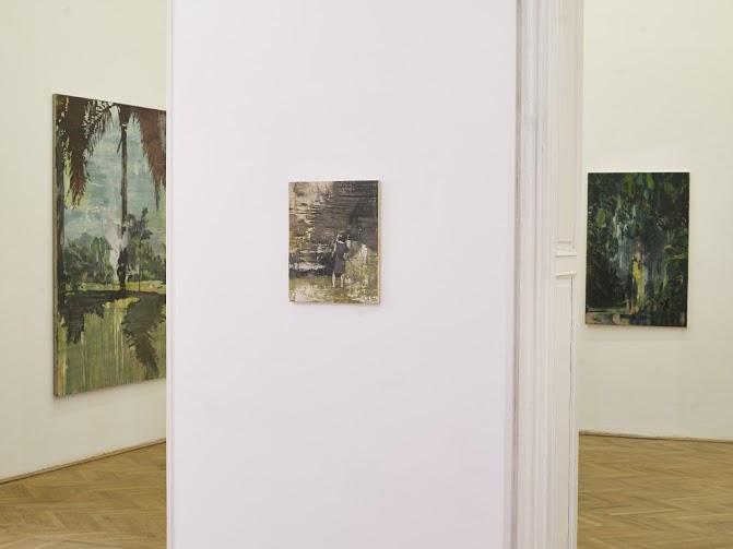 Lu Song @ Galeria Nicodim, Bucuresti