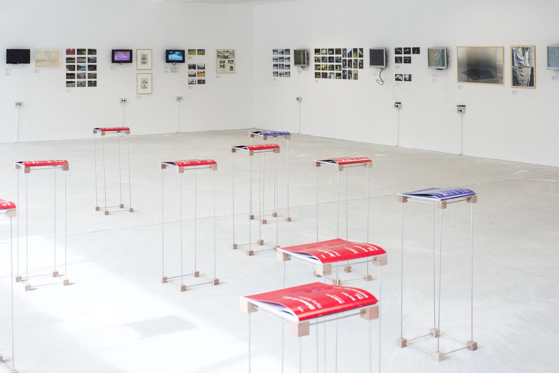 Sigma: Cartografia învățării 1969-1983 în cadrul Art Encounters, Timișoara
