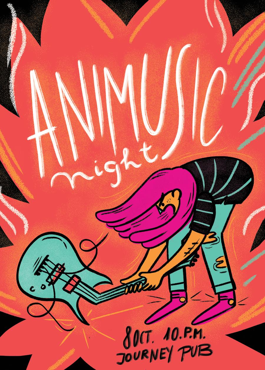 10 zile de muzică și animație la Anim'est 2015 București
