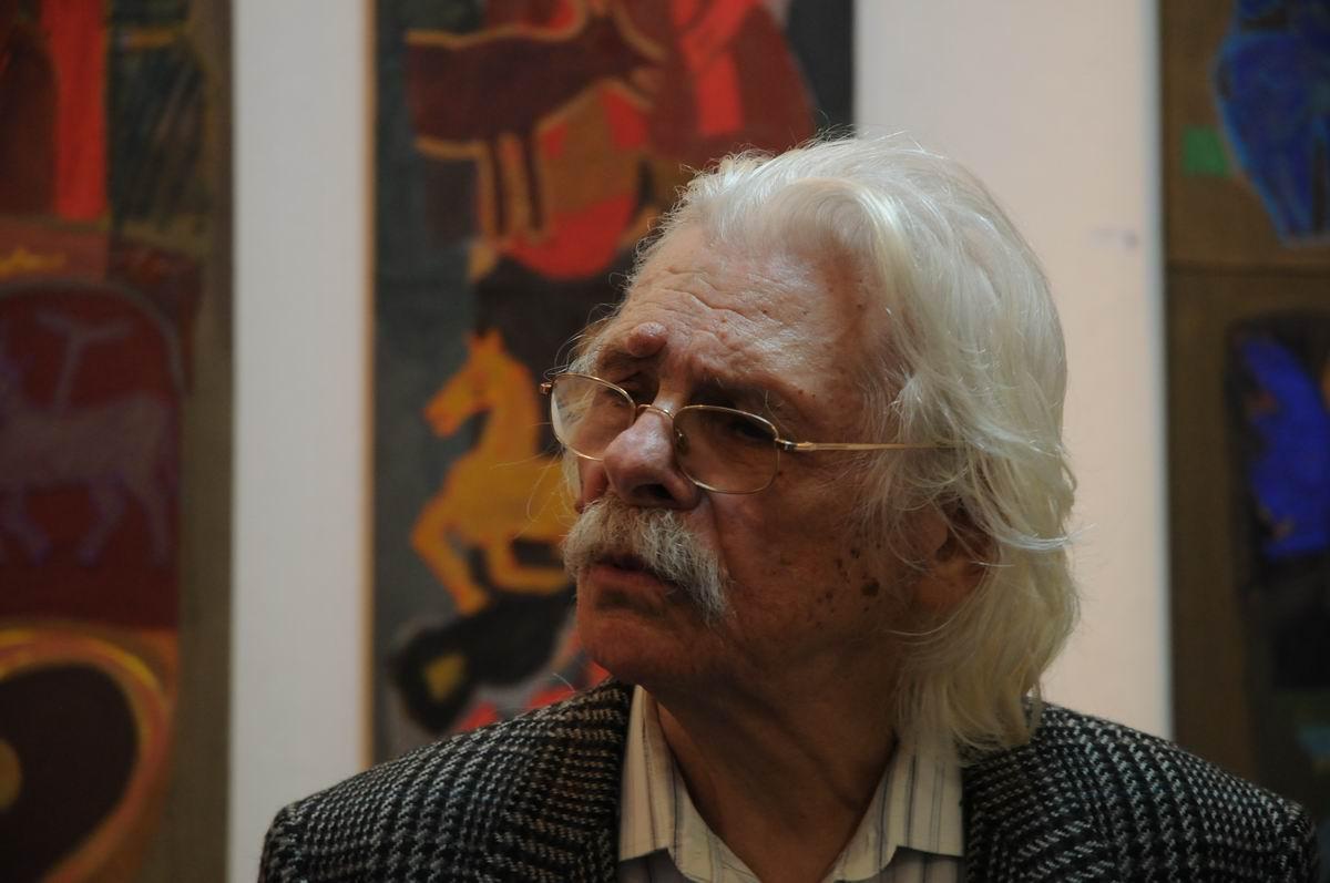 """Expoziția personală Ilie Boca """"Palimpsestes"""" @ Elite Art Gallery, București"""