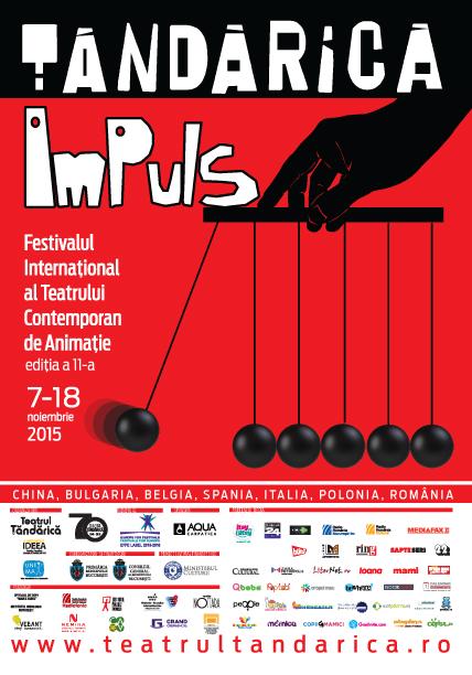 Festivalul International al Teatrului Contemporan de Animatie ImPuls @ Teatrul de păpuși Țăndărică București