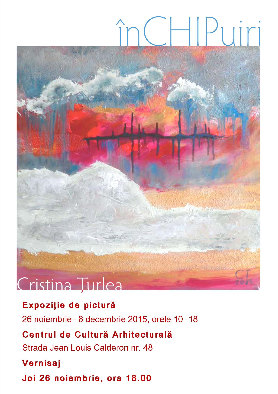 Cristina Turlea – înCHIPuiri