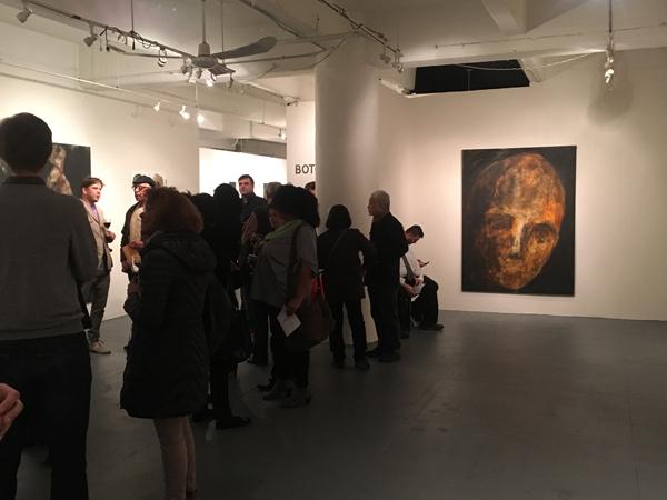 "Reszegh Botond, ""Nightfall"" @ Gallery MC, New York (4)"