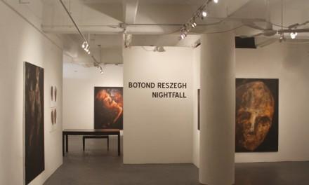 "Reszegh Botond, ""Nightfall"" @ Gallery MC, New York"