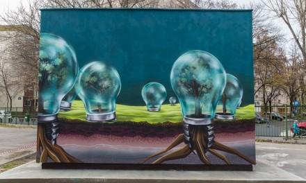 City of Energy la 5 ani de la lansare: 25 de opere de artă oferite comunității