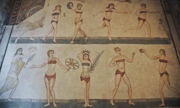 Mozaicuri @ Villa Romana del Casale, Sicilia