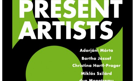 Eight present artists @  MAGMA Contemporary Art Space, Sf. Gheorghe