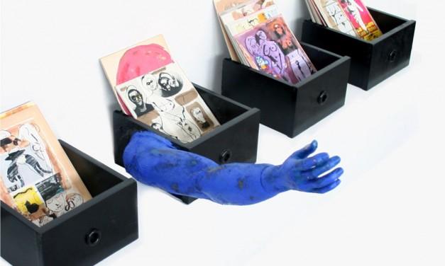 """Mihai Chiuaru """"Desen Obiect"""" @ Galeria de artă DANA din Iași"""