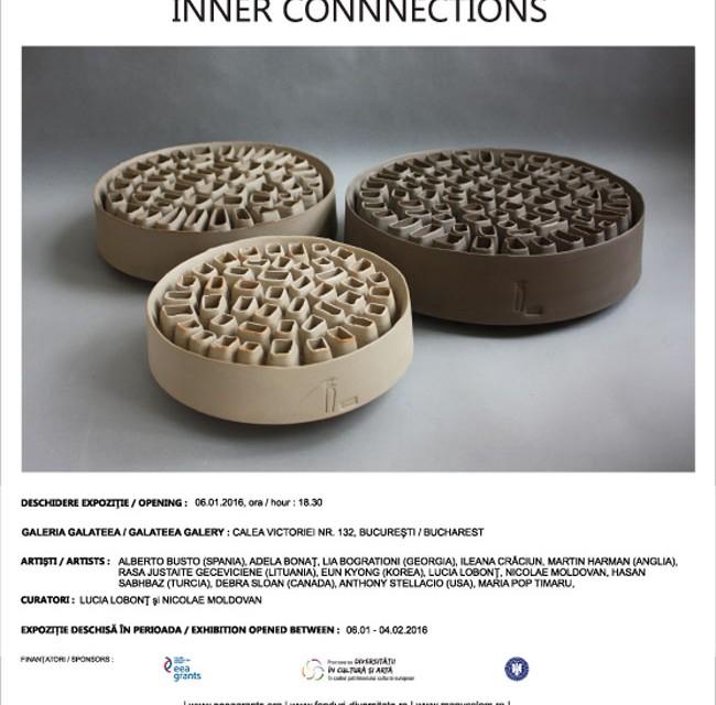 Inner Connections @ Galeria Galateea, București