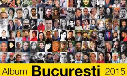 Albumul Bucureștiul meu drag – ediția 2015