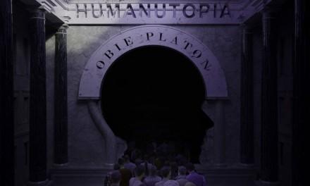 """Obie Platon """"Humanutopia"""" @ Sala Constantin Brâncuși de la Palatul Parlamentului, București"""