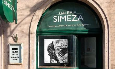 Arta la fereastră @ Galeria Simeza, București
