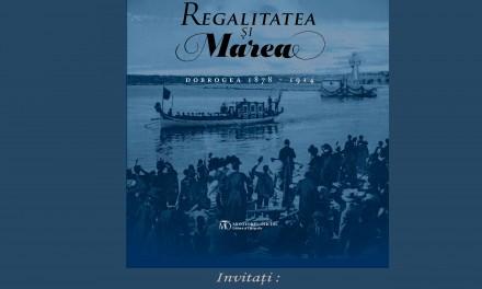 """Lansarea albumului """"Regalitatea şi Marea"""", autor dr. Doina Păuleanu, la Muzeul Naţional Cotroceni"""