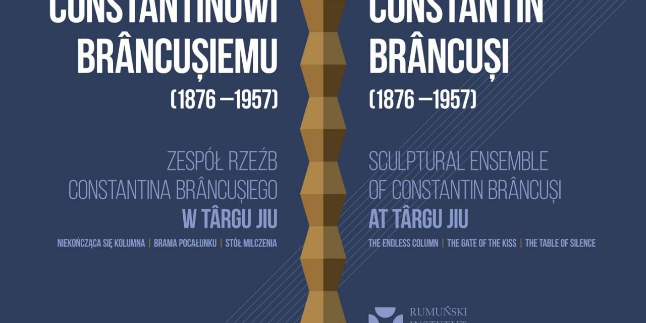 Omagiu lui Constantin Brâncuși – expoziție de fotografie la Varșovia