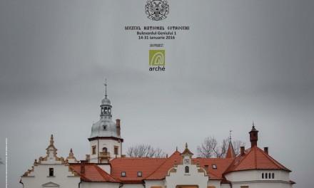 Monumente Uitate: castele şi conace revitalizate @ Muzeul Naţional Cotroceni