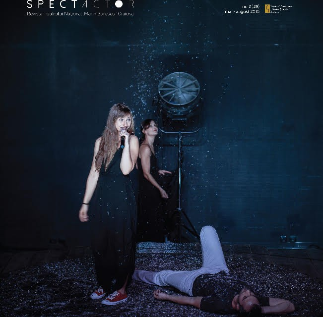 """Aniversare """"SpectActor"""", revista de cultură şi informaţie teatrală @ Teatrul Naţional """"Marin Sorescu"""" Craiova"""