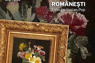 """ICR Budapesta prezintă expoziția """"Maeștri ai picturii românești"""" – din """"Colecția de artă Lucian Pop"""""""