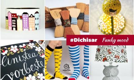 Ce ne cumpăram de la #Dichisar – 30 de recomandari creative pentru Mărțișor & 8 Martie