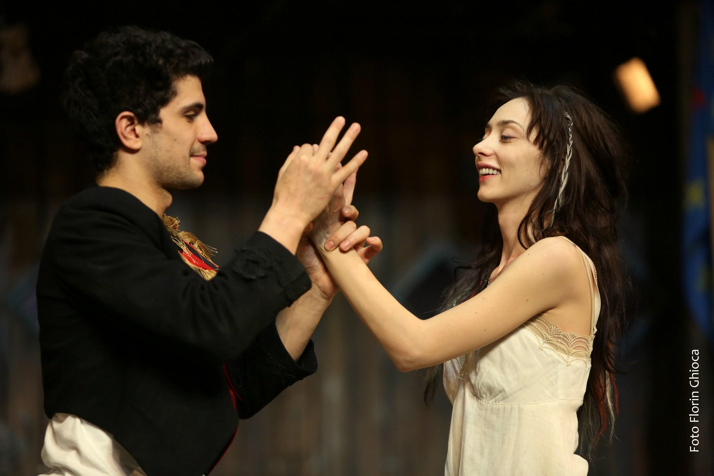 Alexandru Calin si Alexandra Salceanu. FURTUNA