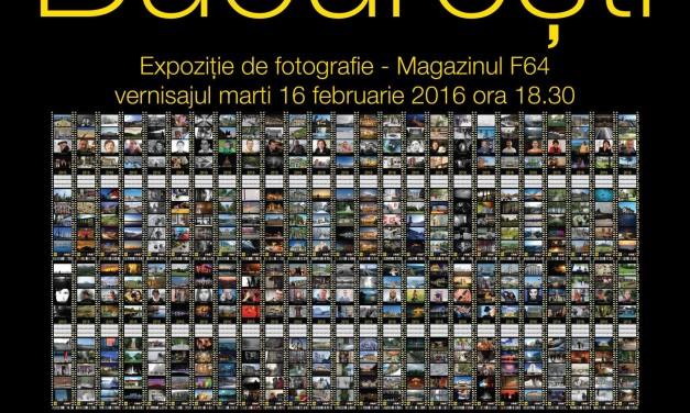 Calendar de Bucuresti 2016, expoziție de fotografie