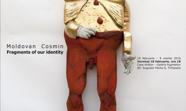 Cosmin Moldovan 'Fragments of our identity' @ Casa Artelor – Galeria Pygmalion, Timișoara