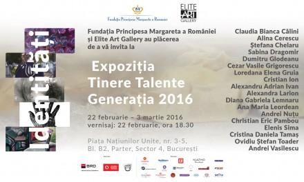 """Expoziția """"Identități"""" @ Elite Art Gallery, București"""