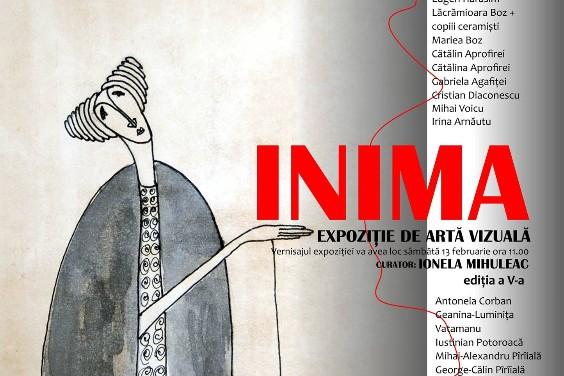 Expoziția Inima, ediția a V-a @ Gradina Botanică Iași