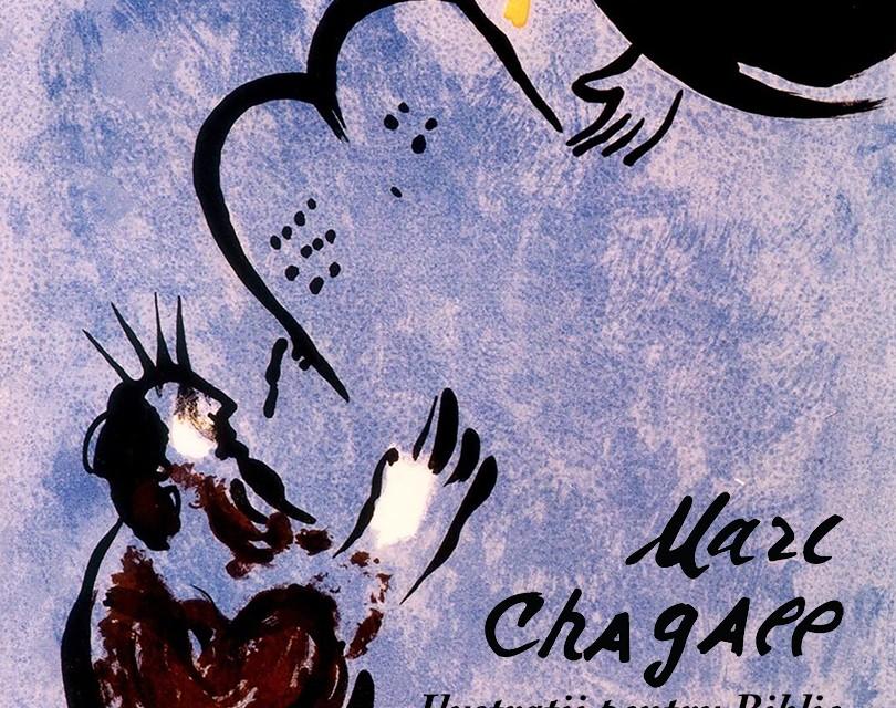Marc Chagall – Ilustrații pentru Biblie @ Muzeul de Artă Timișoara