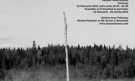 """Matei Bejenaru """"Paşii, cuvintele şi obişnuitul"""" @ Anca Poterasu Gallery, București"""