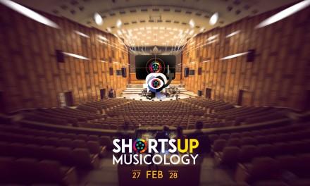 ShortsUP Musicology @ Sala Radio