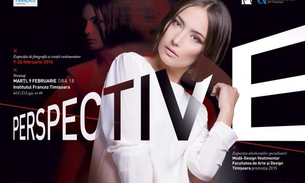 PERSPECTIVE, Expoziția absolvenților de la specializarea Modă – Design Vestimentar, Facultatea de Arte și Design, Timișoara