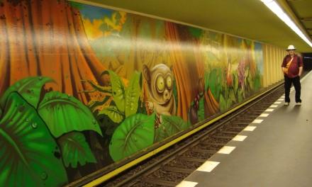 Prin tramvaie și metrou