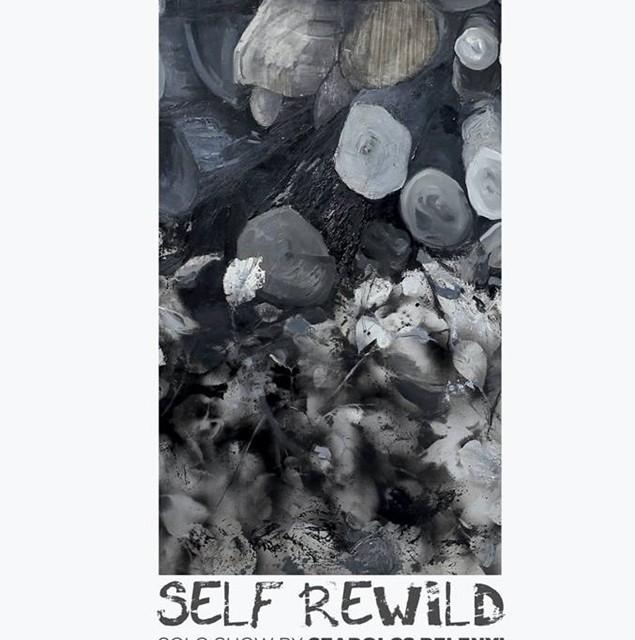 SELF REWILD Solo Show by Szabolcs Belényi @ Galeria Zorzini, București
